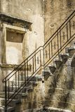 The Arkadi monastery in Crete Stock Image