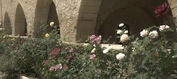 The Arkadi monastery in Crete Royalty Free Stock Photography