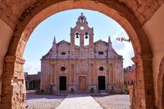 Arkadi Monastery Royalty Free Stock Photos