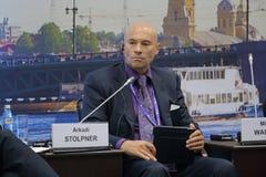 Arkadi Stolpner Στοκ φωτογραφίες με δικαίωμα ελεύθερης χρήσης