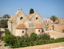 arkadiklostermoni Royaltyfria Foton