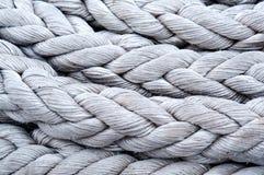 Arkana, olinowanie, arkana, sznur, cumownicza linia, dratwa, webbing, sznur Fotografia Royalty Free