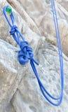Arkana z Sztuczną rockowego pięcia ścianą Obraz Royalty Free