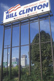 Arkansas Bill Clinton - Bill Clinton Zdjęcia Stock