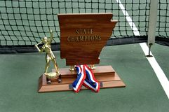 Arkansas championship in tennis Stock Photos