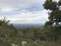 Arkansas-Himmel Lizenzfreies Stockbild