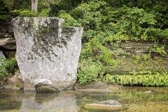 Arkansas-Nebenfluss Stockfotos
