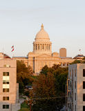 Arkansas State Capitol Building Stock Photos