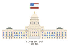 Arkansas State Capitol, Little Rock Royalty Free Stock Photography