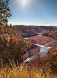 Arkansas-Tal Stockfotografie