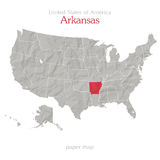 Arkansas Royalty Free Stock Images
