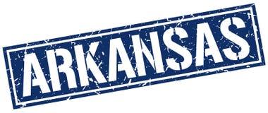 Arkansas znaczek Obrazy Stock