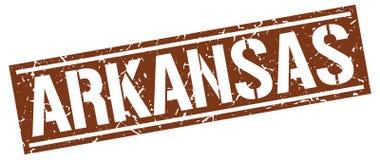 Arkansas znaczek Zdjęcia Royalty Free