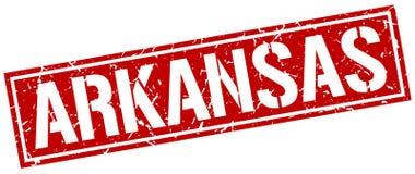 Arkansas znaczek Obraz Stock
