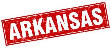 Arkansas znaczek ilustracji