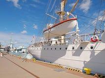 Arkany i lifeboatl Obrazy Stock