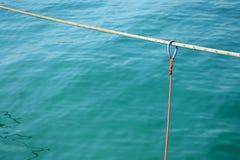 Arkany nad morze fotografia royalty free