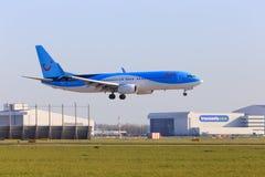 Arke en Transavia Stock Foto