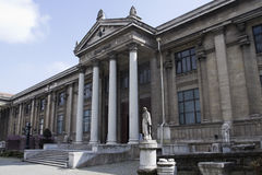 arkeologiistanbul museum Royaltyfri Foto
