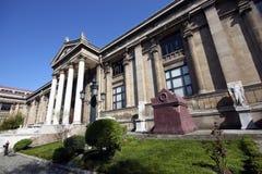 arkeologiistanbul museum Arkivfoton