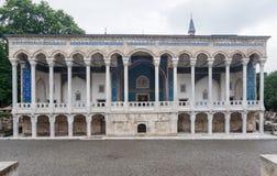 Arkeologimuseum Istanbul Arkivfoto