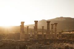Arkeologisk helhet arkivbilder