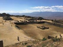 Arkeologisk plats Arkivbild