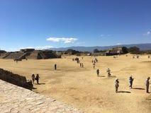 Arkeologisk plats arkivfoto
