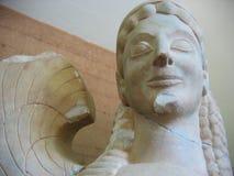 Arkeologisk plats av forntida Corinth Peloponnese Grekland Royaltyfria Bilder