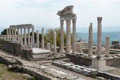 Arkeologisk plats i Turkiet Royaltyfri Bild
