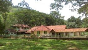 Arkeologisk reservation av övresöder av Sri Lanka Royaltyfri Bild