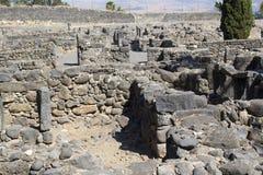 Arkeologiska utgrävningar arkivfoton