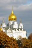 Arkhangel kościół w Moskwa Kremlin Fotografia Stock