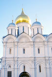 Arkhangels' katedra w Moskwa Kremlin. obraz stock