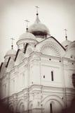 Arkhangels kościół. Moskwa Kremlin. Zdjęcia Royalty Free
