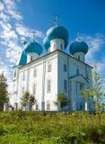 arkhangelsk εκκλησία τα ορθόδοξα &rh Στοκ Εικόνα