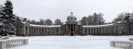 arkhangelskoe μνημείο κτημάτων Στοκ Φωτογραφία