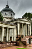 Arkhangelskoe Palace, Yusupov Temple and Burial Vault Stock Photography