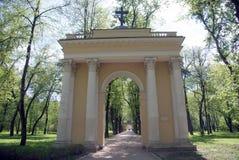 arkhangelskoye 20 γύρω από το κτήμα ιστορική τοποθετημένη χιλιόμετρα Μόσχα στη δύση Στοκ φωτογραφία με δικαίωμα ελεύθερης χρήσης