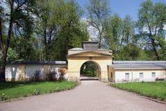 arkhangelskoye 20 γύρω από το κτήμα ιστορική τοποθετημένη χιλιόμετρα Μόσχα στη δύση Στοκ φωτογραφίες με δικαίωμα ελεύθερης χρήσης