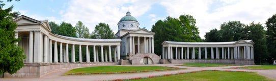 arkhangelskoye κτήμα Στοκ Εικόνες