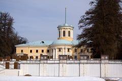 arkhangelskoye Μόσχα Στοκ Φωτογραφία
