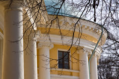 arkhangelskoye Μόσχα Στοκ εικόνα με δικαίωμα ελεύθερης χρήσης