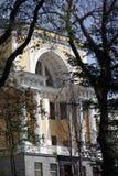arkhangelskoye 20 вокруг километров имущества исторических обнаружило местонахождение moscow к западу стоковая фотография
