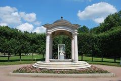 Arkhangelskoye Zustanddenkmal Lizenzfreie Stockfotos