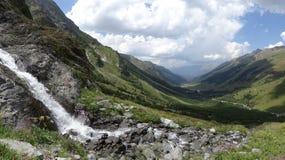 Arkhyz Βουνά το καλοκαίρι Στοκ φωτογραφία με δικαίωμα ελεύθερης χρήσης