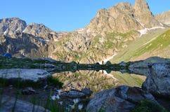 arkhyz βουνά Στοκ φωτογραφία με δικαίωμα ελεύθερης χρήσης