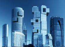 arkitektonisk abstraktion Royaltyfri Foto
