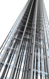 arkitektonisk abstraktion Arkivfoton
