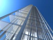 arkitektonisk abstraktion Arkivfoto